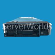 Refurbished HP BL460c Gen8 Carrier Grade 10GB CTO 691644-B21 Front View