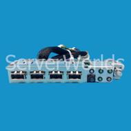HP 644760-001 ML110 G7 Front I/O Module 631575-001
