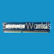 HP 731657-081 8GB PC3-14900R DIMM Quad Rank DDR3-1866 735303-001
