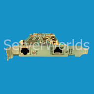 Refurbished Brooktrout TR1034+E24H-T1-1N-R PCI Express Fax/Voice Card Front Panel