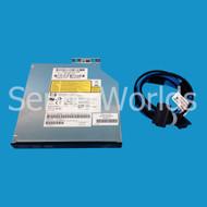HP 481043-B21 DVDRW Slimline 12.7MM SATA Optical Drive