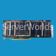 HP 653974-001 NVIDIA Tesla M2090 6GB PCIe X16 GPU A0J99A