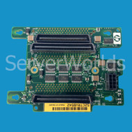 HP AB587-60005 CX2620 3-Slot SCSI Backplane