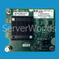 HP 539933-001 NC542M 2-Port 10GBe Mezz Adapter 539855-001, 539857-B21
