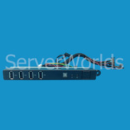 HP 667260-001 ML350p Gen8 Front I/O Assembly 661398-001