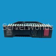 "HP 712970-001 ***NEW*** 180GB SSD 2.5"" SFF in Gen8 3.5"" LFF SATA Tray"