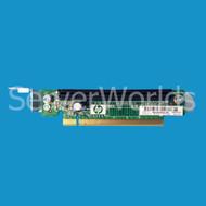 HP 574806-B21 PCIe Backplane Board Riser Card 512479-001