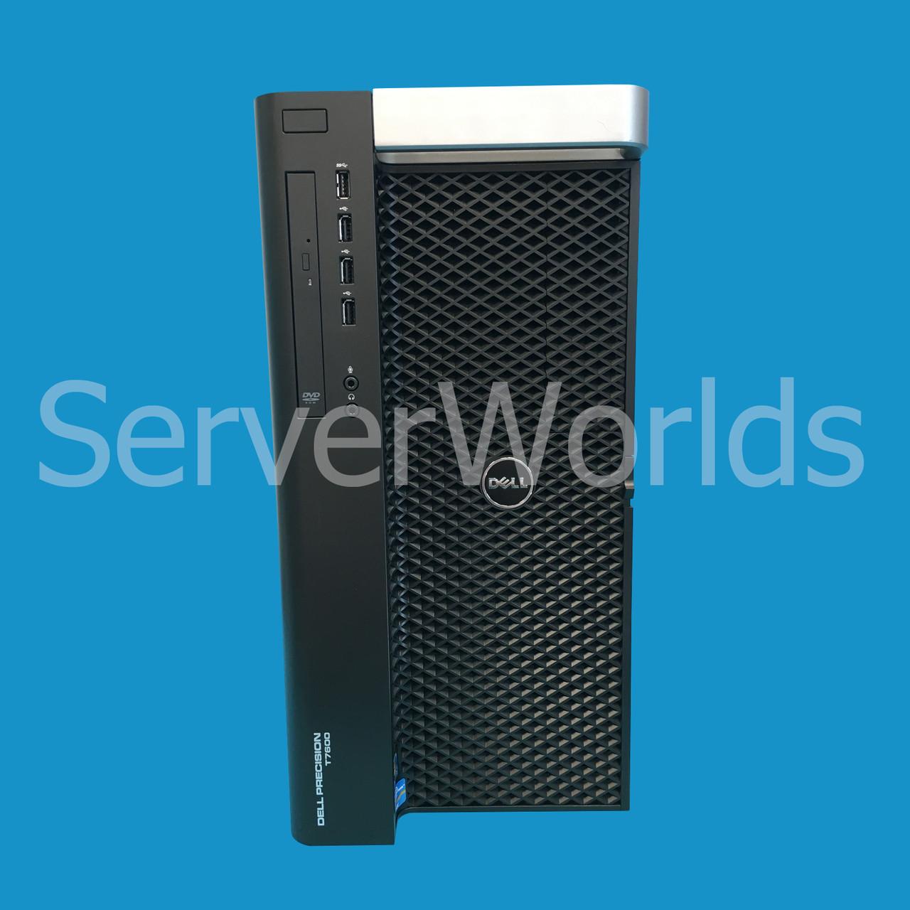 Refurbished Precision T7600 Workstation | Used Precision T7600