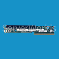 HP 713080-001 DL160/DL320 G6 PCIe x16 Riser Board 710588-001
