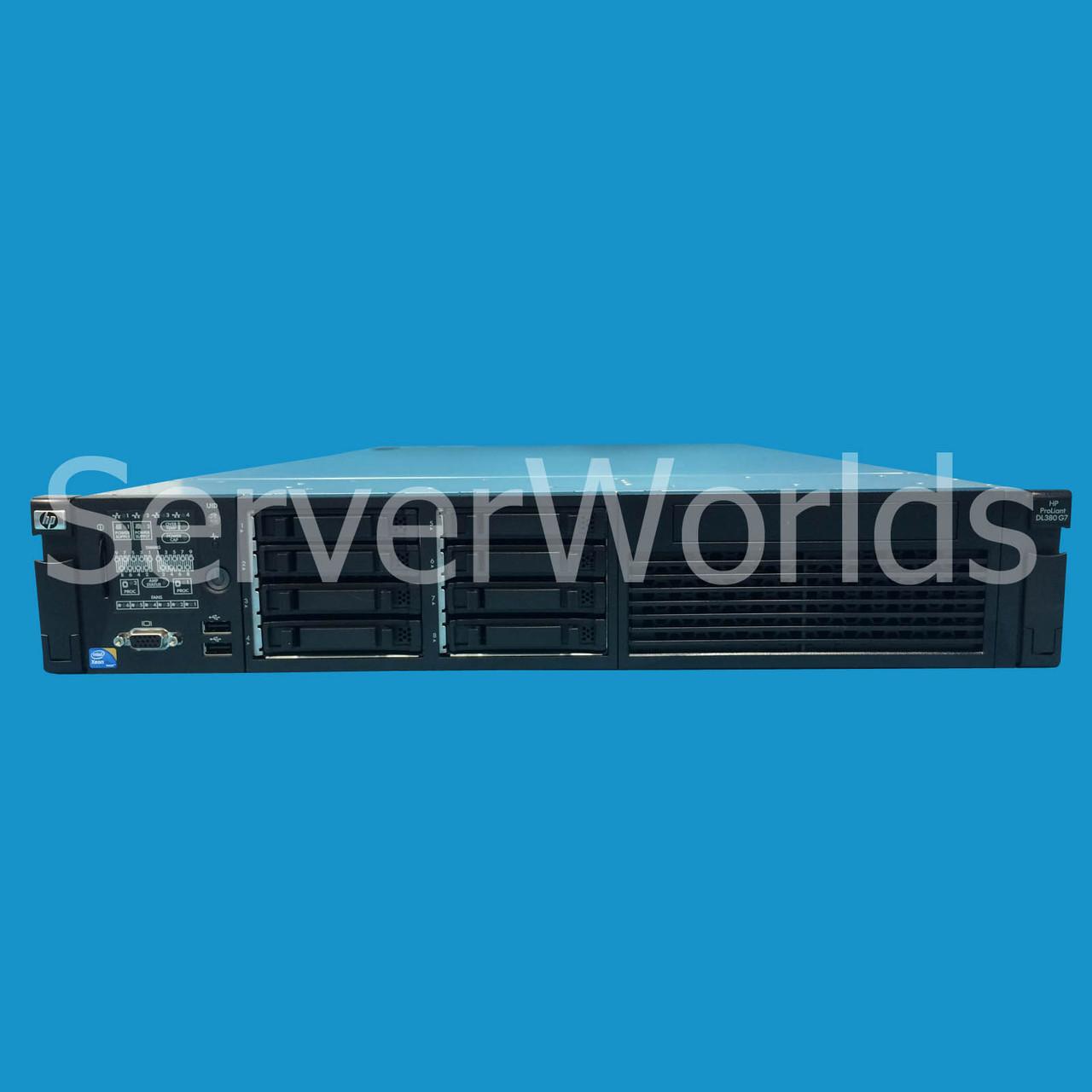 Refurbished HP DL380 G7 Server | Used HP DL380 G7 Server - Serverworlds