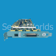 Refurbished Dialogic D82JCTUEW 8-Port PBX Integration Board PCI Express D/82JCTUEW Front Ports