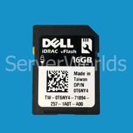 Dell T6NY4 16GB iDrac vFlash Module