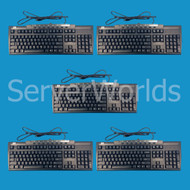 HP 404561-001 ***NEW*** USB-PS2 Keyboard 5 Pack 395157-001, DC852A