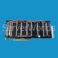 HP 620779-001 Tesla M2070 6GB Module SH886A