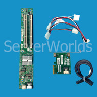HP 488413-B21 ML350 G6 2 Slot PCI-X Riser Kit