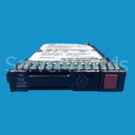 """HP 653950-001 146GB 15K 2.5"""" SAS Gen8 Drive 652605-B21 EH0146FARWD"""