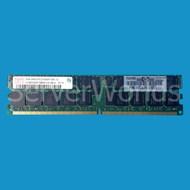 HP 405476-551 2GB PC2-5300p ECC Reg Memory Module 436250-001, EV283AA