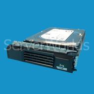"Dell 7YXTH Compellent 2TB NL SAS 7.2K 6GBPS 3.5"" Drive ST2000NM0001 9YZ268-158"