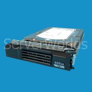 """Dell 6DG83 Compellent 600GB SAS 15K 6GBPS 3.5"""" Drive 0B24550 HUS156060VLS600"""
