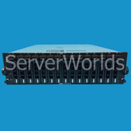 Refurbished Powervault MD1000 Storage Array, 15 x 500GB SATA, RPS, Perc 5E Front Panel