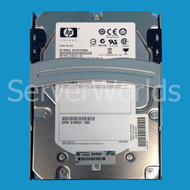"HP 516810-001 300GB 6G 3.5"" SAS in QR Tray 516814-B21"