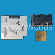 IBM 81Y6555 Intel QC Xeon X5687 3.6Ghz 12MB Cache,130W Heatsink/Fan Kit