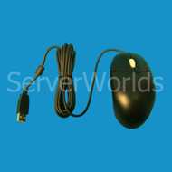 HP 395737-001 USB 3 Button M3 Optical Mouse 537749-001, 265986-006