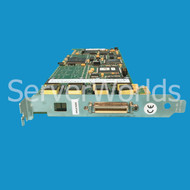 Refurbished Dialogic D42JCTUEW 4-Port PBX Integration Board PCI Express D/42JCTUEW Front View