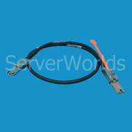 EMC 038-003-626 1M Expansion SAS Cable SFF-8088 to SFF-8088