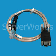 EMC 038-003-085 Micro DB9 to RJ12 SPS Cable