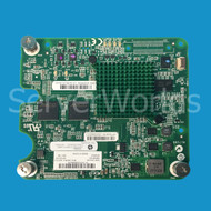HP 586445-001 NC550M Dual Port 10GB NIC Mezz 581204-B21, NC550M