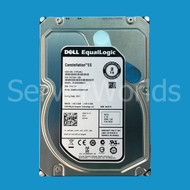 "Refurbished Dell 2P4N9 EqualLogic 2TB SATA 7.2K 6GBPS 3.5"" Hard Drive ST2000NM0011 9YZ168-236"