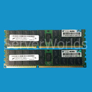 HP AM388A 32GB (2x16GB) PC3L-10600 Reg DIMM Memory Kit