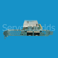 SolarFlare SFN7122F Refurbished Dual Port 10 GBE SFP+ PCIe Card 47C9977
