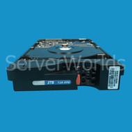 "Dell 4CF1W EMC 2TB SATA 7.2K 3GBPS 3.5"" Refurbished Hard Drive"