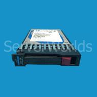 Refurbished HP 660676-001 200GB SSD SAS 6G SFF EVA M6625 QK757A Front Panel