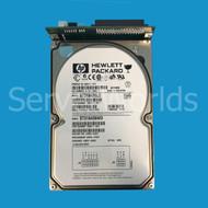 HP A4909-69002 18.2GB FW SCSI-2 Disk A4909-64001, A4909-67007, A4909A