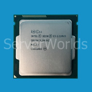 Intel SR154 Xeon QC E3-1220 V3 3.1Ghz 8MB 5GTs Processor