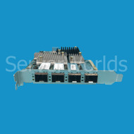 HP 780676-001 LPE 12004 4-Port 8GB HBA E7Y63A