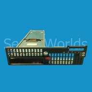 HP 598253-001 BL465 G7 Hard Drive Cage w/Bezel 581006-001