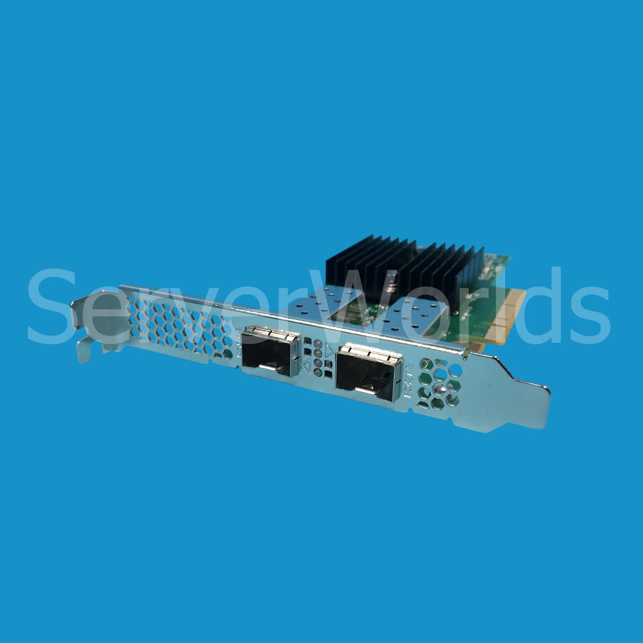 Dell 19RNV | Mellanox ConnectX-3 Dual Port 10GB Adapter | CX322A