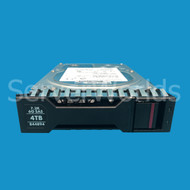 HP 844894-001 4TB SAS 6G in Smart Carrier Tray 839081-001