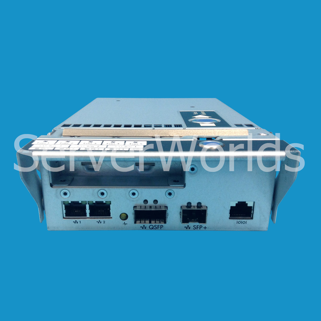 HP 589244-001 | 10G IO Module Assembly | HP 660231-001