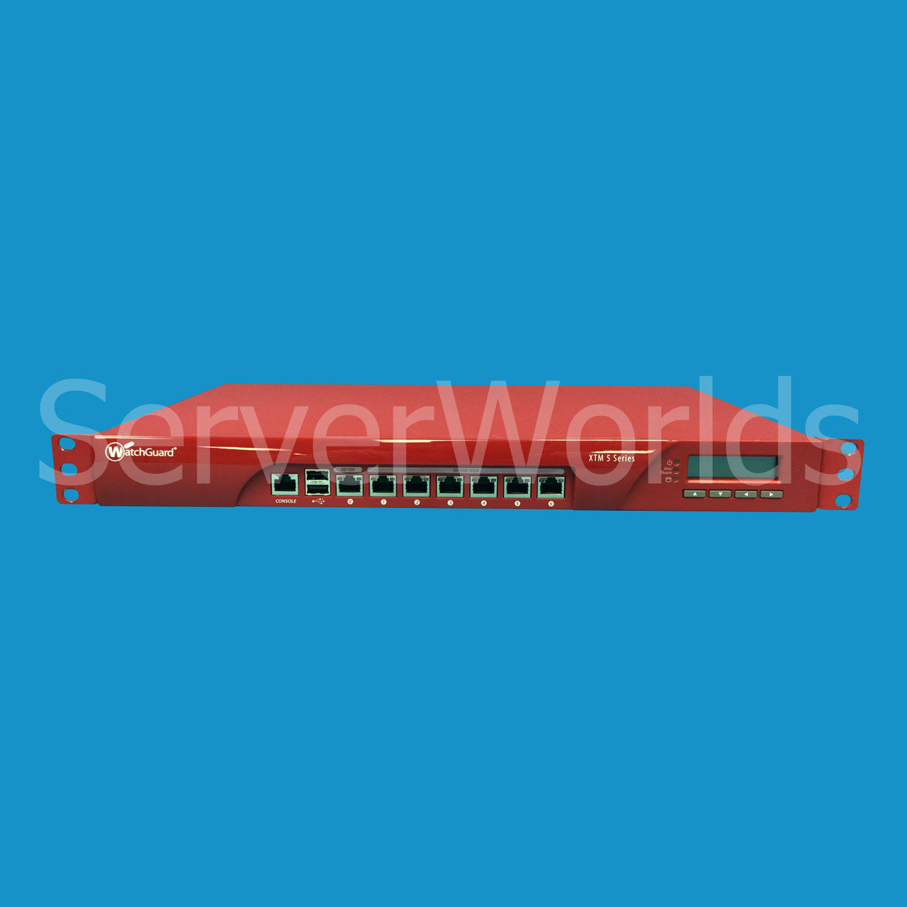 Watchguard NC2AE8 | XTM 5 Series 525 Network Firewall