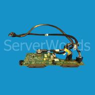 "Dell 0JDG3 Poweredge R720XD 24 x 2.5"" Chassis Flex Bay Upgrade Kit"