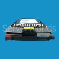 HP 404713-001 72.8GB U320 15K Hotplug SCSI Exact