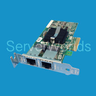 HP 412651-001 NC360T PCI-E Dual Port GBE Low Bracket 412646-001