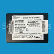 """HP 817107-001 480GB 2.5"""" 6G SSD 816962-003, 817039-008, 816987-B21"""