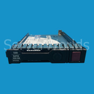 "HP 692165-001 200GB 6G SATA ME SSD 2.5"" SC 691849-001, 691864-B21"