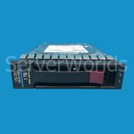 """HP 454273-001 1TB 7.2K 3G 3.5"""" MDL Hot Plug SATA Drive 454146-B21"""